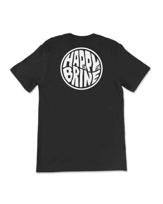 Black Badge of Good Times T-Shirt Back